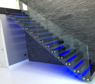 Staircasewithlights